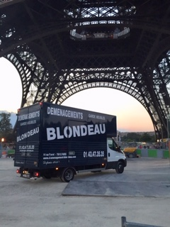 Meilleur déménageur de Paris