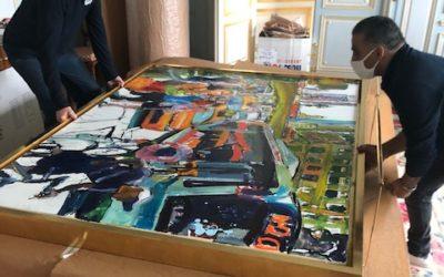 Déménagement objets de valeur et d'oeuvres d'arts